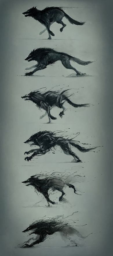 Best 25+ Shadow creatures ideas on Pinterest | Drawing ... - photo#34