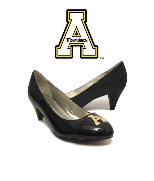 0694a34f7f2a Appalachian State ASU Kitten Heels by Fan Feet - New in box - Size 8   fashion  clothing  shoes  accessories  womensshoes  heels (ebay link)