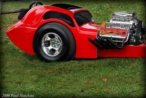 The Soul Survivor NITRO Comp Coupe Dragster : Dragsters and Race Cars
