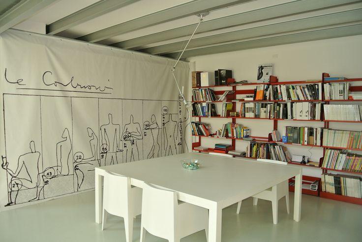 Un angolo del nostro studio #loft #architettura #interior