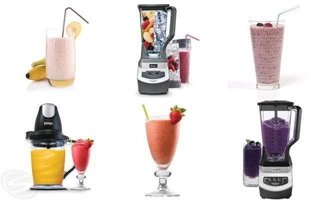 Ninja Blender Recipes - Make Drinks