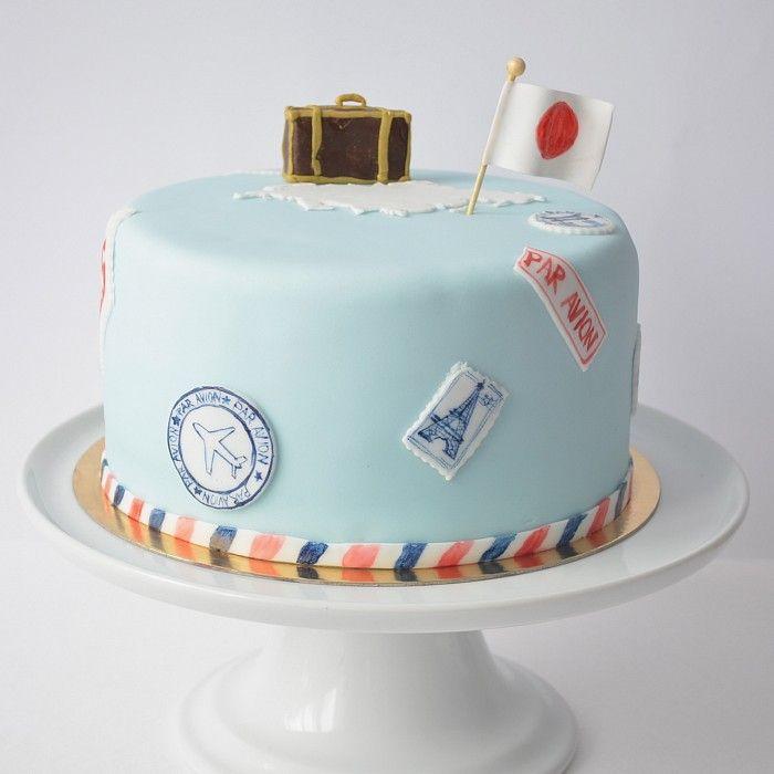 Best 25+ Travel cake ideas on Pinterest