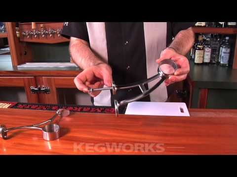 Your guide to building a home bar how to install bar foot for Home bar installation