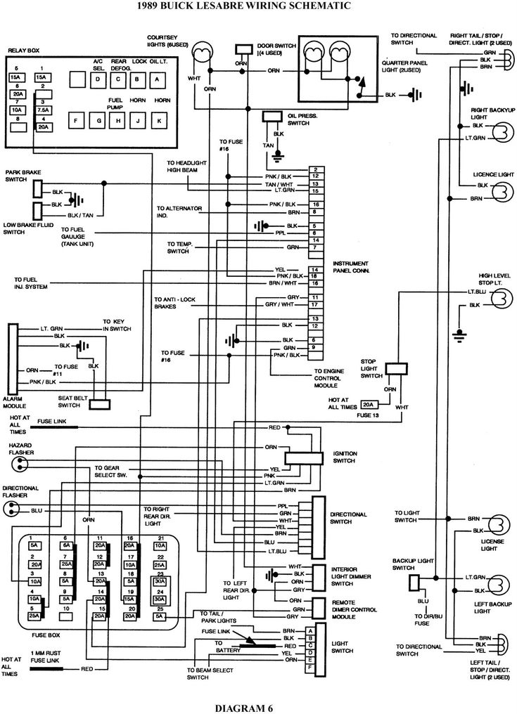55 Fresh 2001 Buick Lesabre Radio Wiring Diagram in 2020