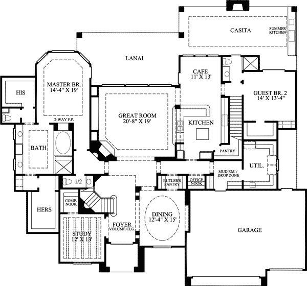 stunning tudor house plans ideas - 3d house designs - veerle
