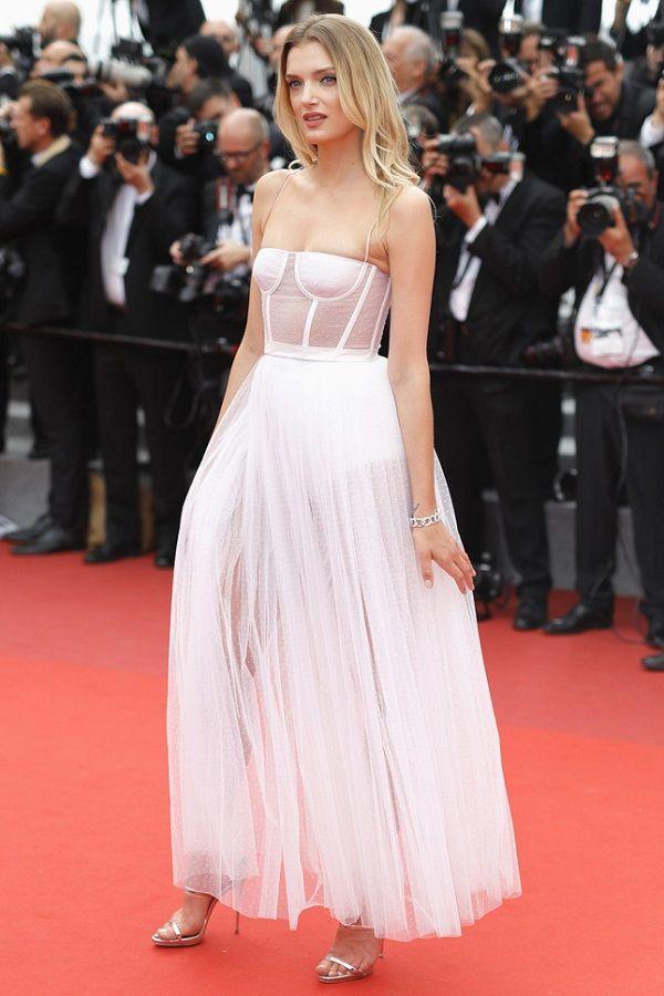 Lily Donaldson Cannes 2017, Лили Дональдсон Каннский кинофестиваль 2017
