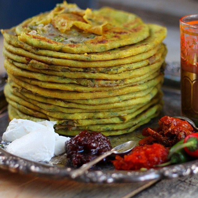 119 best indian vegetarian recipes i wrote images on pinterest new recipe aloo stuffed thepla fenugreek leaf infused bread with forumfinder Images