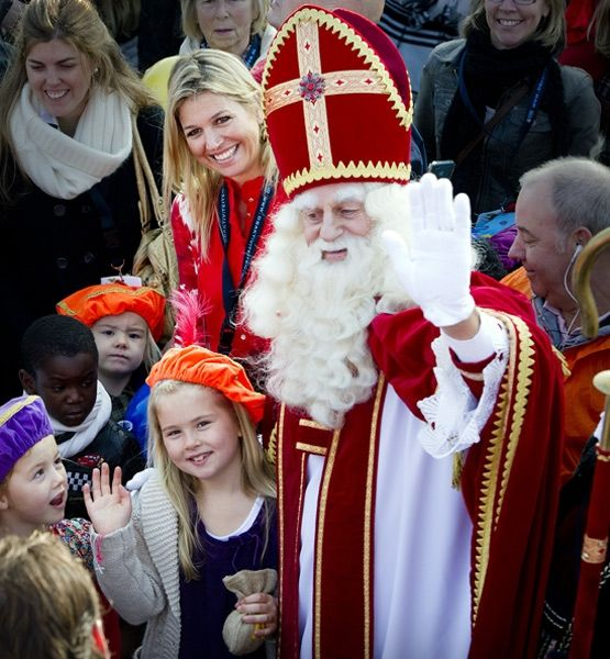 In fourth-century Greece, a bishop named St. Nicolas gave gifts to children after inquiring about their behavior over the past year. The main quality of St Nicholas was his gift giving to good boys and girls.