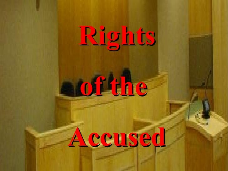 This is a simple powerpoint that outlines the 4-8 amendment and informs you on the rights of the accused.