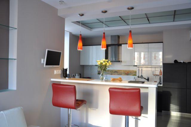 Барная стойка - Кухня гостиная разделенная барной стойкой - Галерея - Форум о строительстве, ремонте и дизайне интерьера