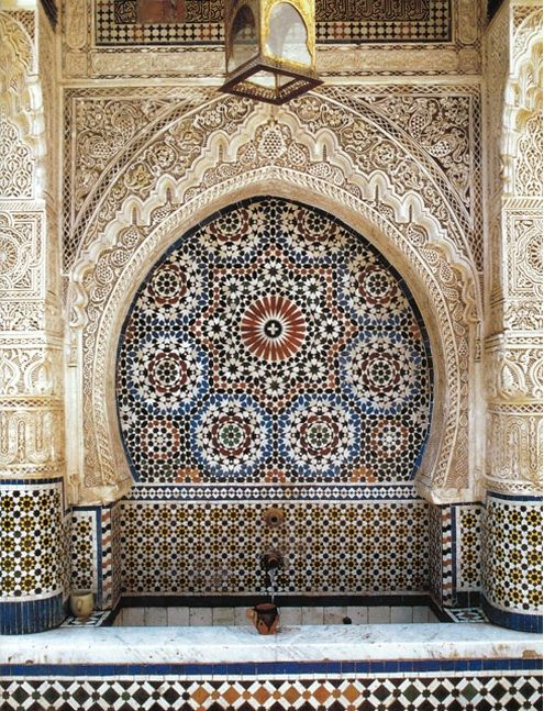 Tile Decor 308 Best Traditionnele Images On Pinterest  Islamic Architecture