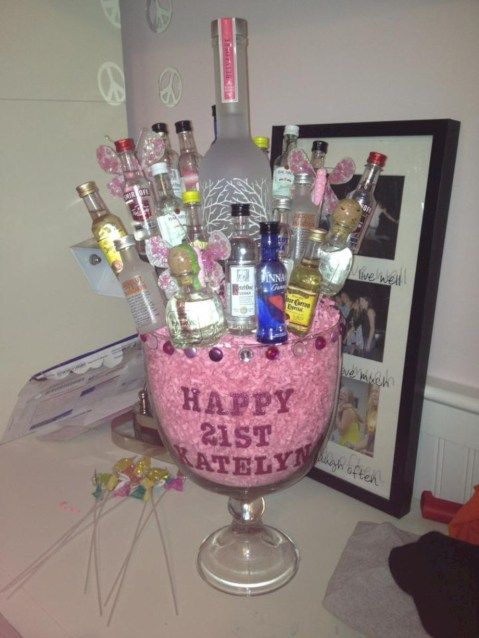 Diy Wine Gift Baskets 23