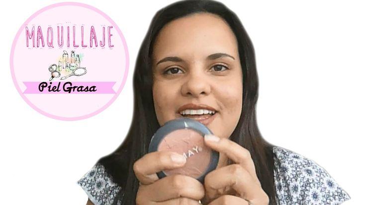 Maquillaje Para Piel Grasa   Productos que Utilizo   SaMi Beauty TV