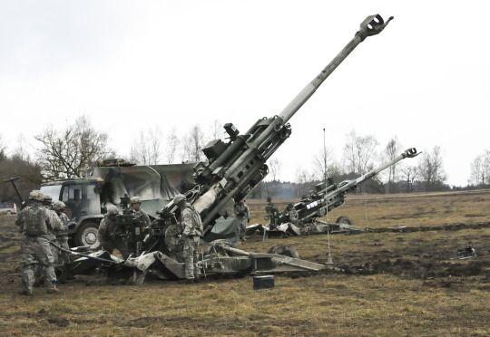 M777 Howitzer