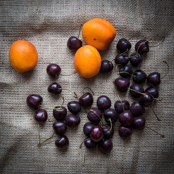 Some fruity inspiration.