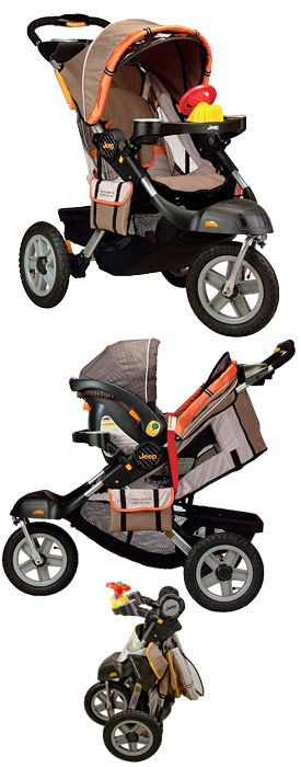 Need this for my runs with the baby, Gotta lose the baby weight!!
