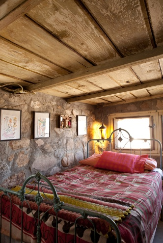 1000 images about basement ceiling on pinterest kitchen for Rustic cottage bedroom