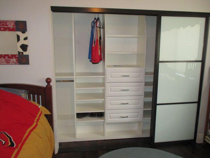 55 Best 3 Panels3tracks Aluminum Frame Sliding Closet Doors Images