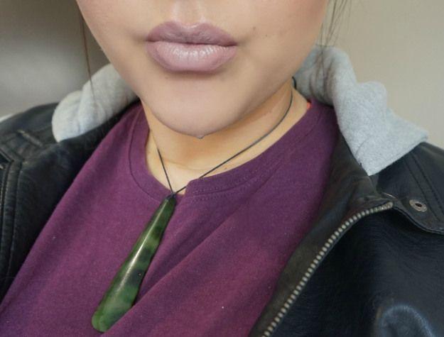 COLOUR POP – Tootsie Pencil with MAC – Blankety Lipstick