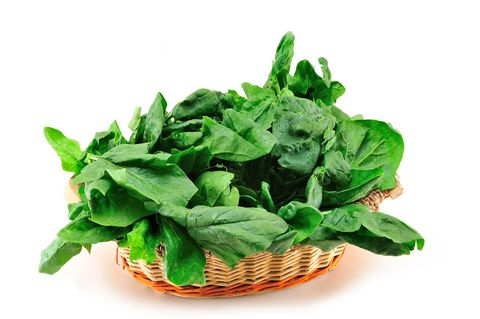 Amazing spinach nutrition and health benefits are down to twelve special phytonutrients, as well as a great variety of vitamins and minerals it contains.   • Spinach is believed to be a native of Persia- Iran, was introduced to Europe in the 12th century and to United States in the 19th century.