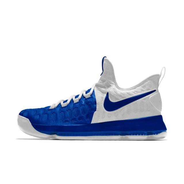 Calzado de básquetbol para hombre Nike Zoom KD 9 iD