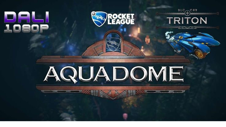 """Rocket League AquaDome Arena & Triton Car DLC All-new free add-on 'AquaDome Arena' has been added to Rocket League. - 2 DLC Battle-cars """"Proteus"""" and """"Triton"""" are available for purchase in the Premium Showroom. #RocketLeague #AquaDome #Triton #PC #Steam #PsyonixStudios  #YouTube  #DaliHDGaming"""