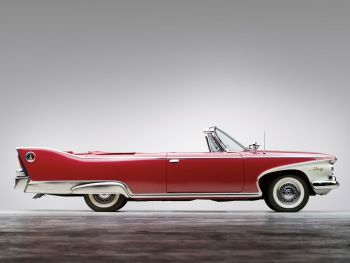 1960 Plymouth Fury Convertible (PP1/2-H 27)