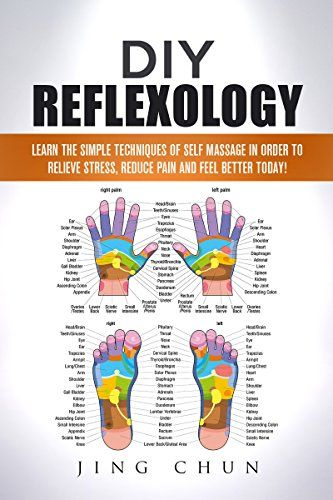 DIY: Reflexology - Learn The Simple Techniques Of Self Massage in order to relieve stress, reduce pain and feel better today! (Massage, holistic health, ... back pain book, acupressure Book 1) by Jing Chun http://www.amazon.com/dp/B0156ZGVRO/ref=cm_sw_r_pi_dp_P7tfwb0ZFE65D