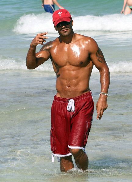 Shemar Moore . . . there are no words