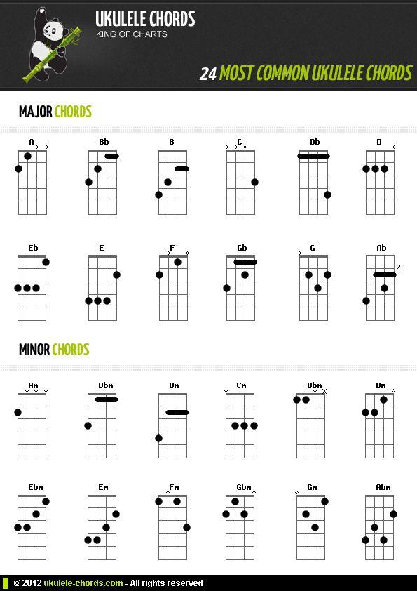Beginner chords for