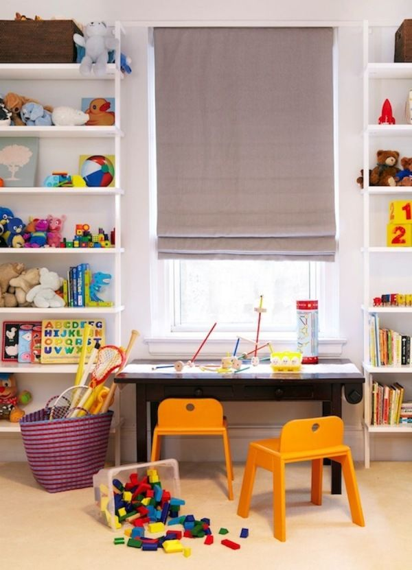 20 ways to keep kid stuff organized: http://www.stylemepretty.com/living/2014/05/08/20-ways-to-keep-kid-stuff-organized/: