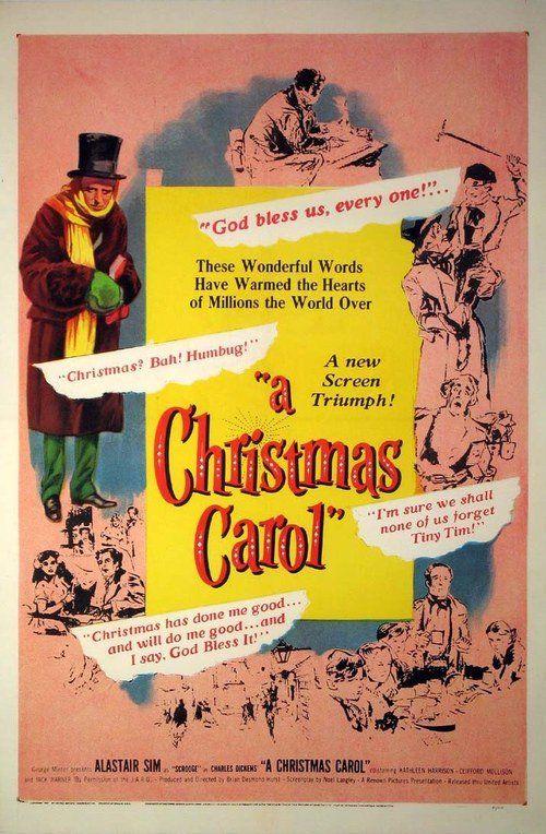 Watch Scrooge 1951 Full Movie Online Free