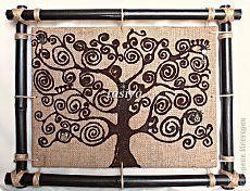 Густав Климт. Древо любви.... и многое другое-свечи, часы, деревья)))) | Страна Мастеров