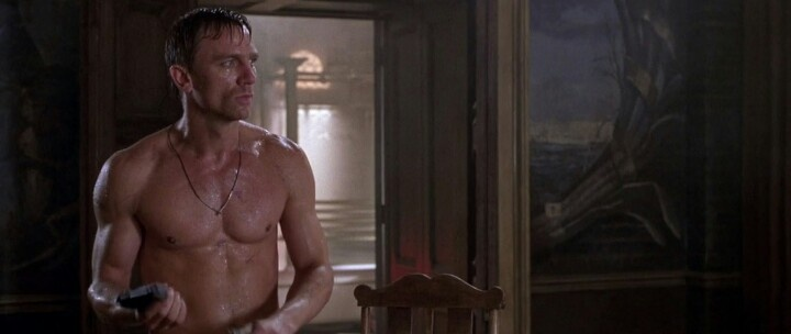 Daniel Craig - Tomb raider
