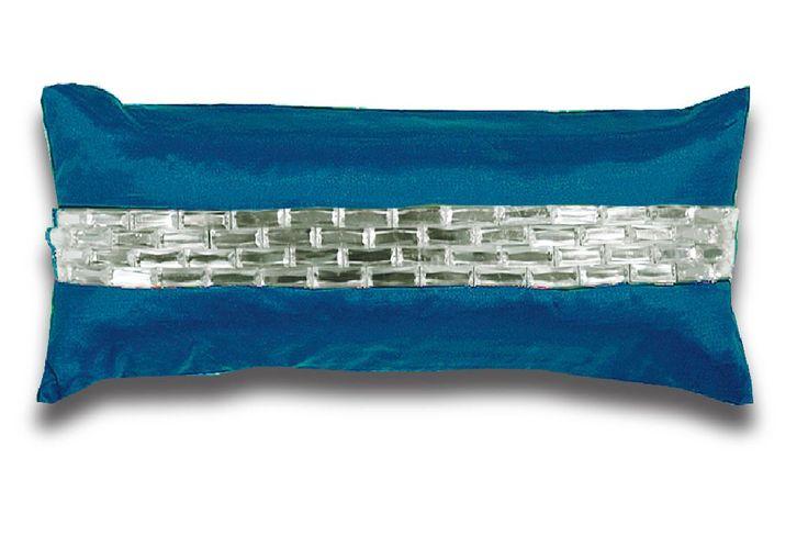 "Jewel 10 x 25"" Cushion"