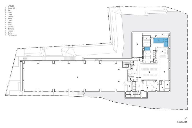 Aqua Sports & SPA,Plan B1
