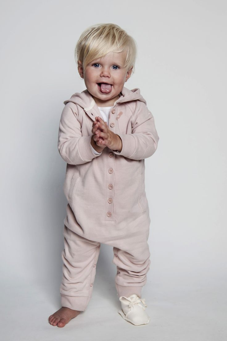 Gray Label Hooded Jumpsuit