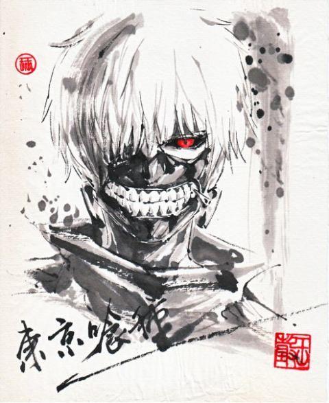 Kaneki | Tokyo Ghoul #anime
