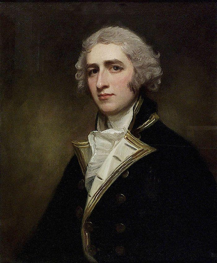 Captain William Bentinck(1764-1813)