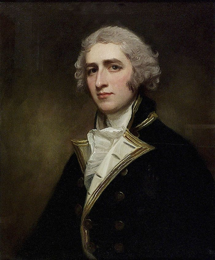 Captain William Bentinck(1764-1813)