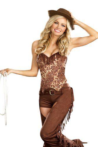 Dreamgirl Bangin Hot Cowgirl, Brown, Large Dreamgirl http://www.amazon.com/dp/B00C5GI81K/ref=cm_sw_r_pi_dp_2eWXtb0AM788M0FA