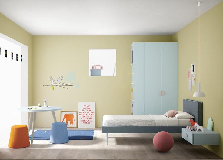 Battistella Hug Childrens Bed