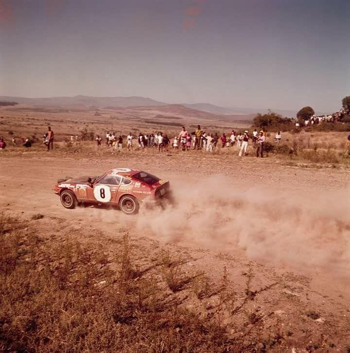 Datsun 240 Z Rallie