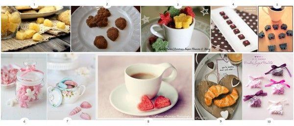 """Per la rubrica """"10 Modi di fare"""": Zollette di zucchero aromatizzate e colorate in modo naturale fatte in casa con i bambini - """"10 ways to make"""" (with kids)  home made natural sugar shapes"""