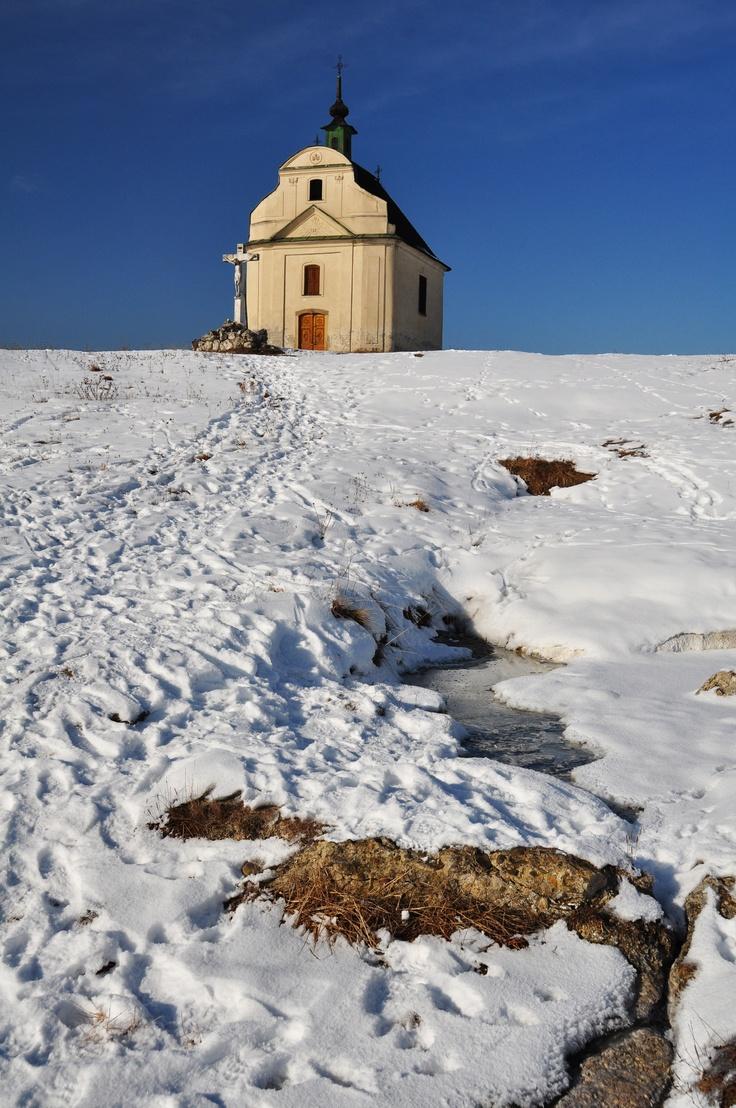 Slovakia, chapel Siva Brada