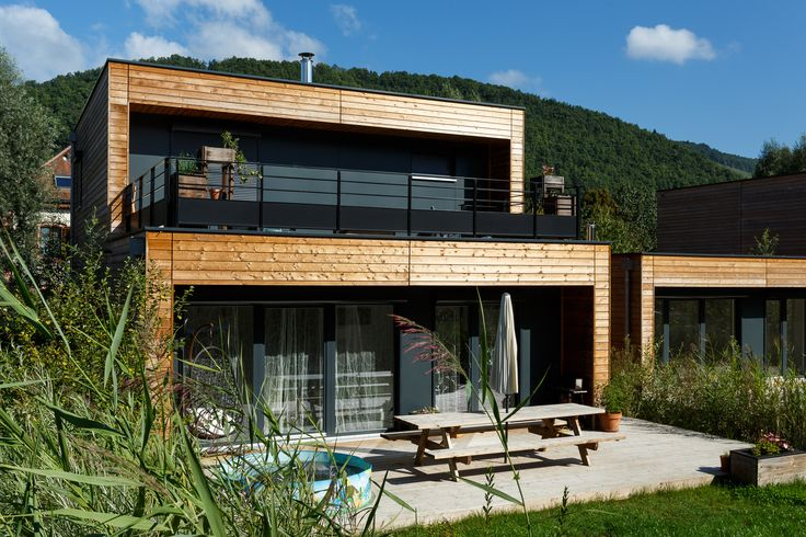 Les 17 meilleures images du tableau booa quartiers sur for Constructeur maison bois alsace