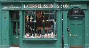 Art Supplies Shops in London - Image © Marion Boddy-Evans
