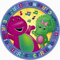 Barney Party Supplies Ideas are the great ideas for your children birthday party or other occasion party. Funny and cute dinosaurs are very like...