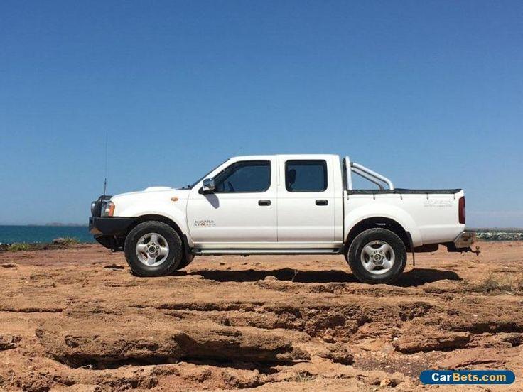 2011 Nissan Navara D22 ST-R Dual Cab Turbo Diesel Ute Low Kms D40 Hilux  #nissan #navara #forsale #australia