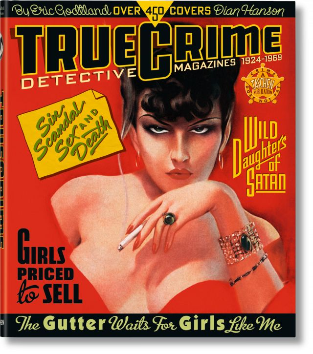 Follow the evolution of a distinctly American genre. With hundreds of covers and interior images from dozens of magazine titles, True Crime Detective ...